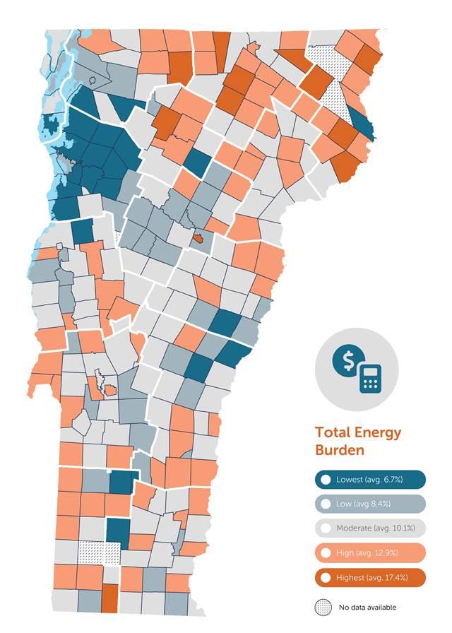 Total energy burden graphic