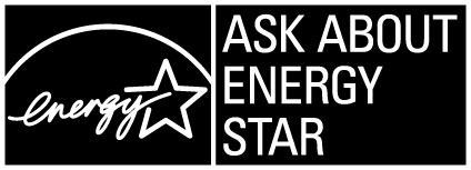 ENERGY STAR B&W Horizontal Logo