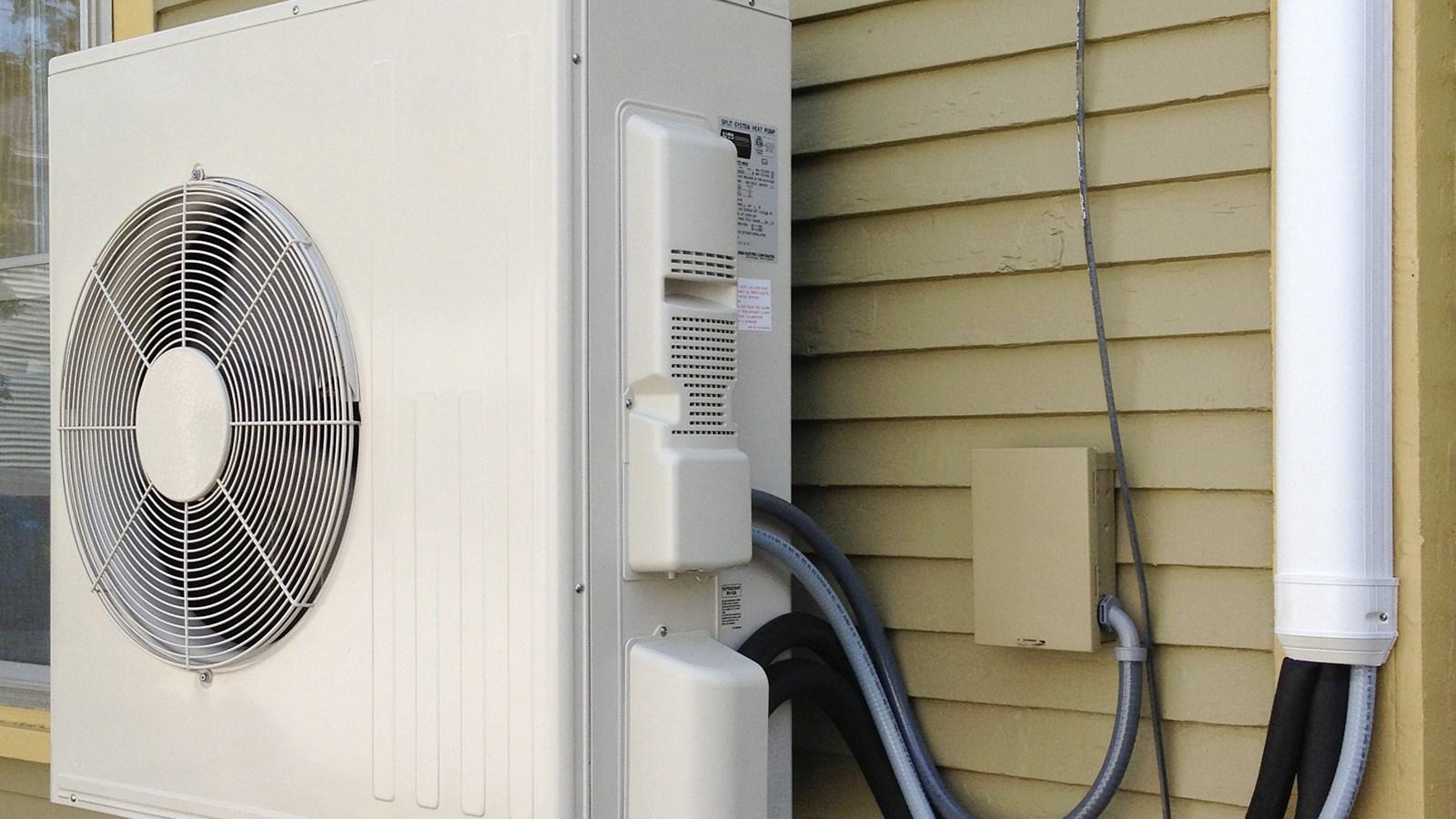 Electric Heat Pump System