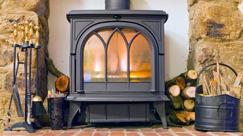 Learn about high energy efficiency wood stoves & fireplaces - wood heating is the #1 choice of Vermonters for supplemental (and sometimes primary) heat.