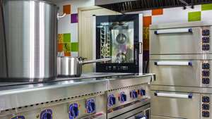 Steam Cookers and Hot Food Holding Cabinets