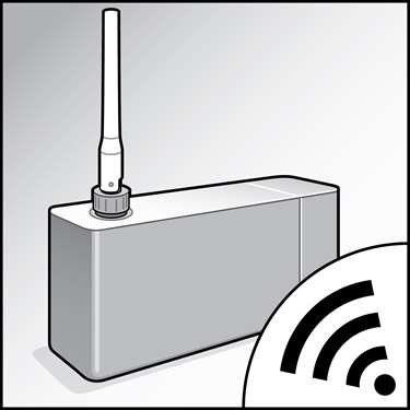 An illustration of a Sense Home Energy Monitor