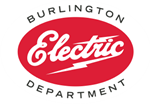 Partner: Burlington Electric Department logo