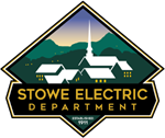 Partner: Stowe Electric Department logo