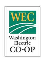 Partner: Washington Electric Co-Op logo