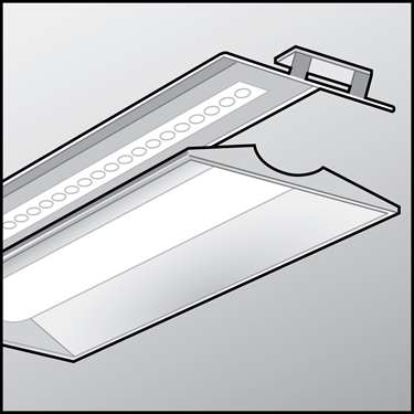 An illustration of a LED Retrofit Kits