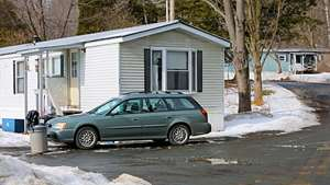 Mobile Home Weatherization