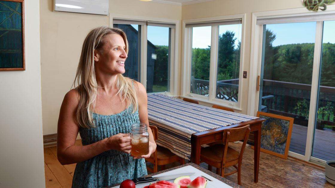 Keeping cool with heat pumps | Efficiency Vermont