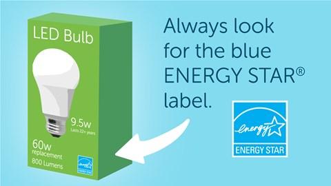 Make sure its energy star