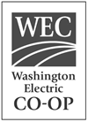 Washington Electric Co-op logo