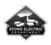 Stowe Electric Department logo